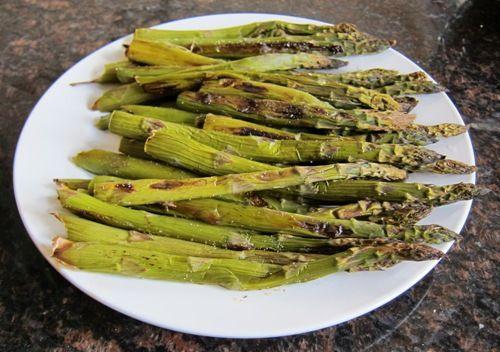 How To Make Roasted Asparagus Recipe