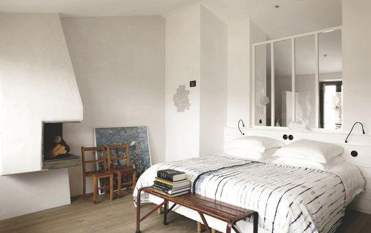 Déco chambre à coucher  belles idées de Côté Ouest - modele chambre a coucher