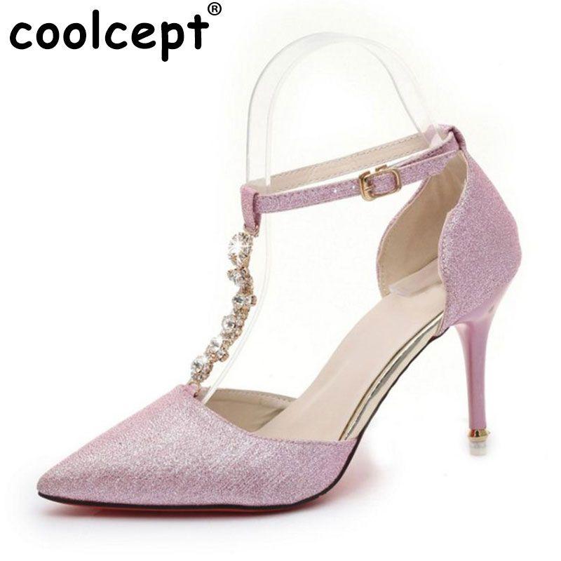 $19.74 (Buy here: https://alitems.com/g/1e8d114494ebda23ff8b16525dc3e8/?i=5&ulp=https%3A%2F%2Fwww.aliexpress.com%2Fitem%2FWomen-High-Heels-Sandals-T-Strap-Thin-Heeled-Shoe-Pointed-Toe-Rhinestone-Shoes-Women-Sexy-For%2F32798300779.html ) Women High Heels Sandals T Strap Thin Heeled Shoe Pointed Toe Rhinestone Shoes Women Sexy For Party Fashion Footwear Size 34-39 for just $19.74
