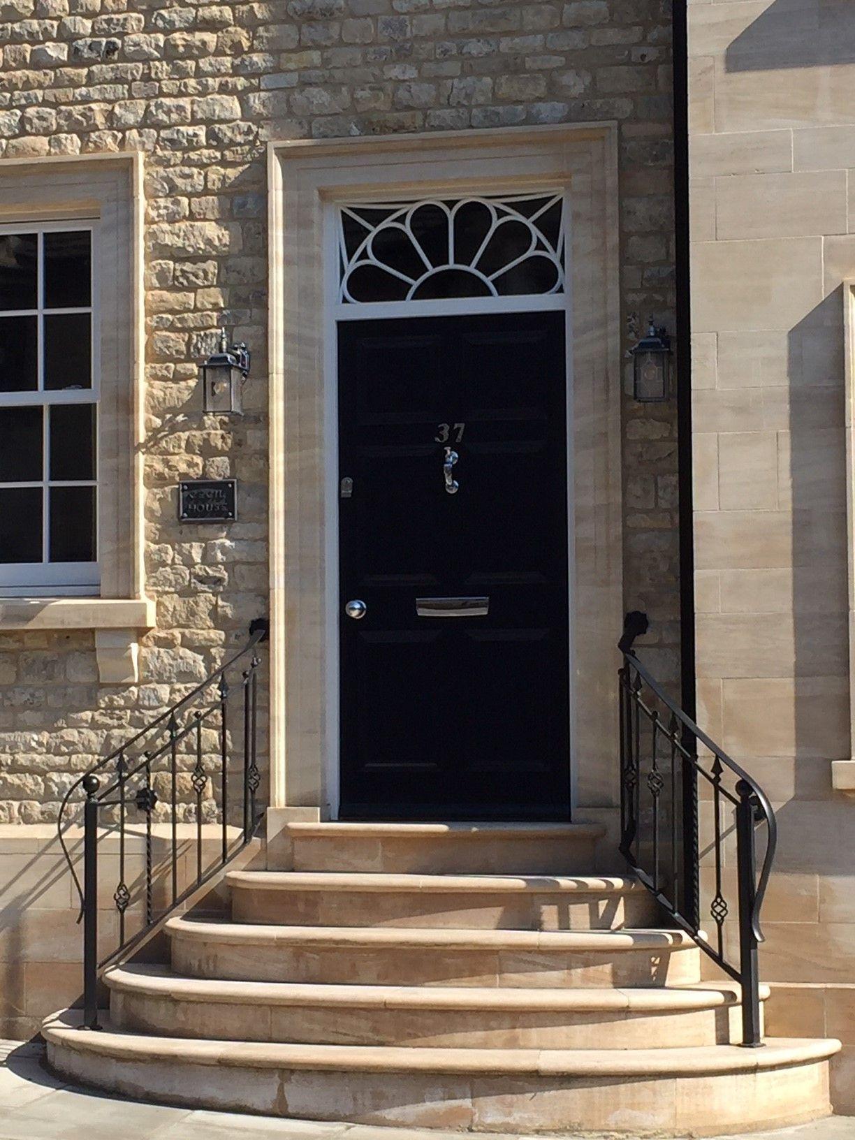 Georgian Style Front Door Doors Pinterest Front Doors