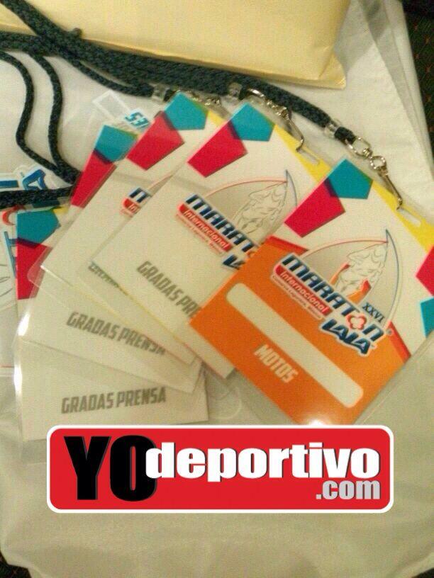 Listos para la cobertura el día de mañana del Maratón Lala en su edición 26 síguela por YoDeportivo.com