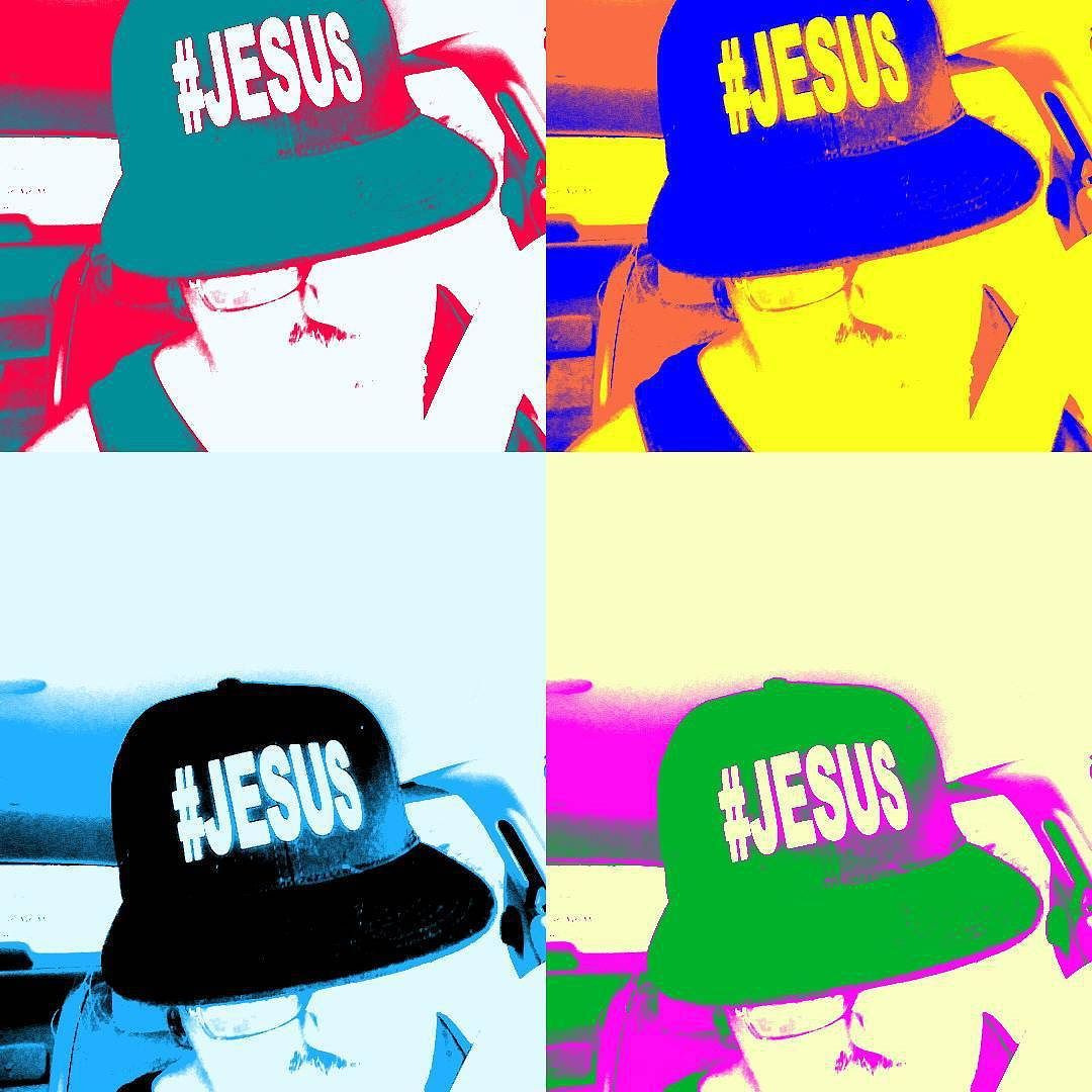 Wearing my #Jesus helmet of #Salvation