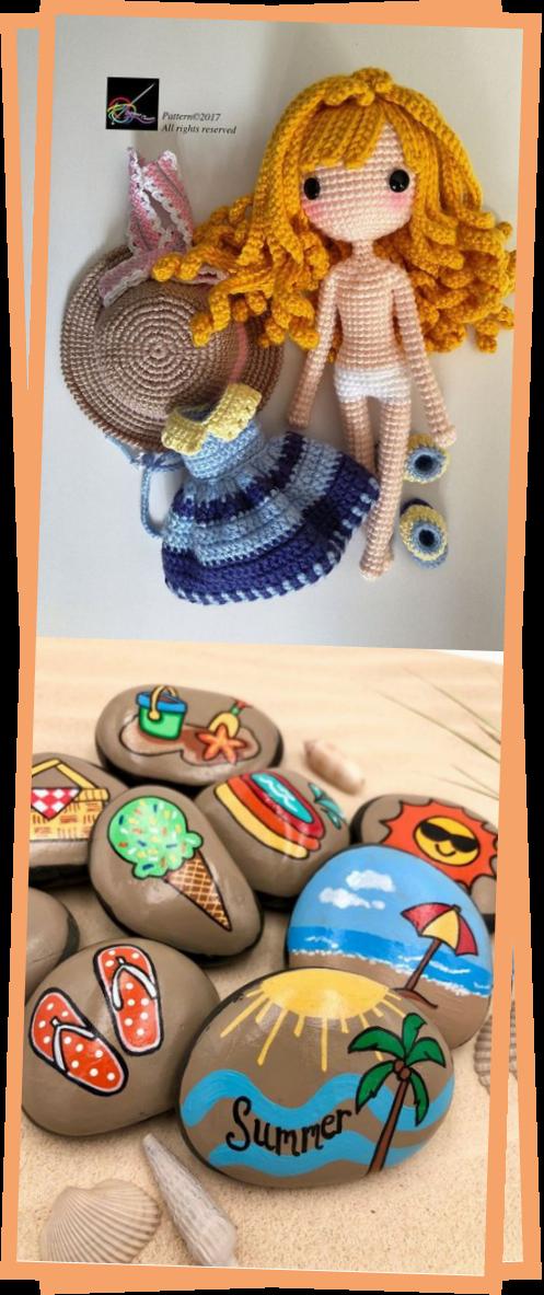 Photo of Crochet Doll Pattern – Sunni