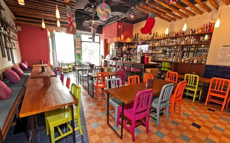 26 Awesome Mexican Restaurant Design Inspiration Decoratop Mobiliario Para Restaurante Diseno De Restaurante Mexicano Decoracion Restaurantes