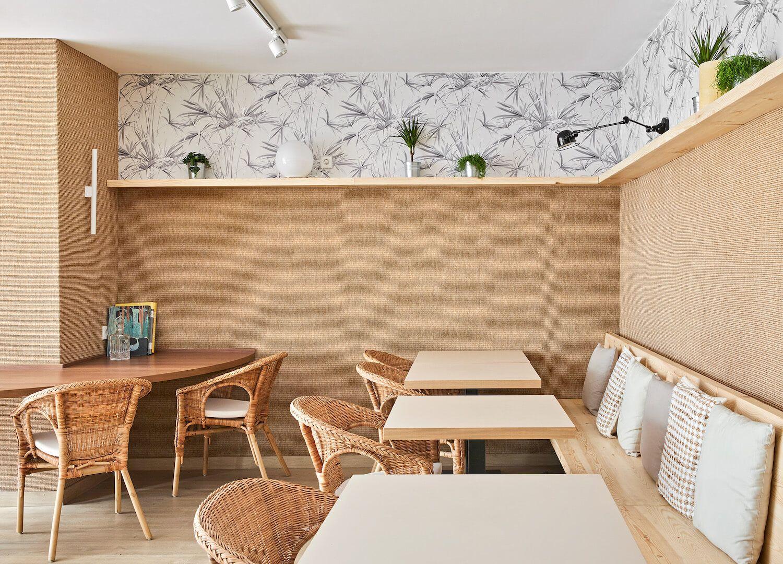 Verd Go Cafe By Scala Studio Restaurant Design Interior