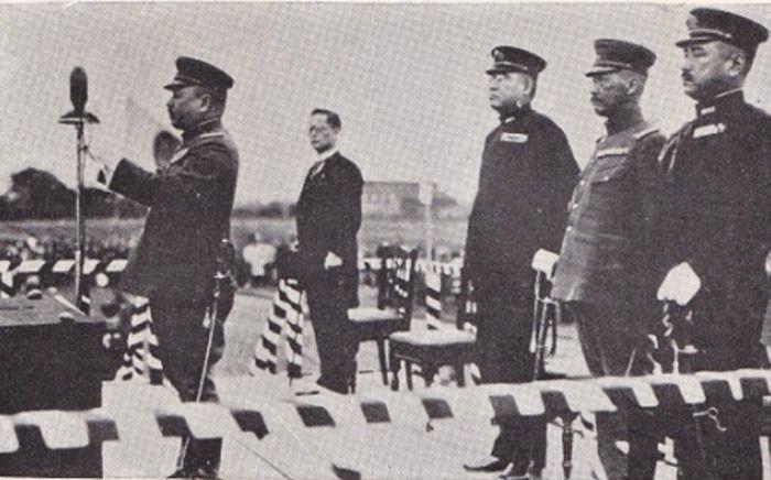 한량의날개 :: 항복문서에 사인한 일본 외무장관이 절뚝거린 이유