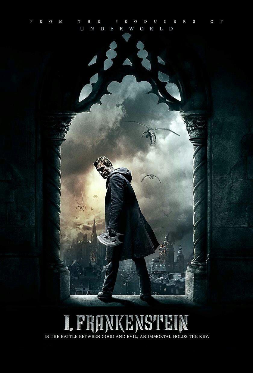 I Frankenstein Movie Poster Fantastic Movie Posters Scifi Movie Posters Horror Movie Posters Action Movie P Motion Poster Horror Movie Posters Movie Posters