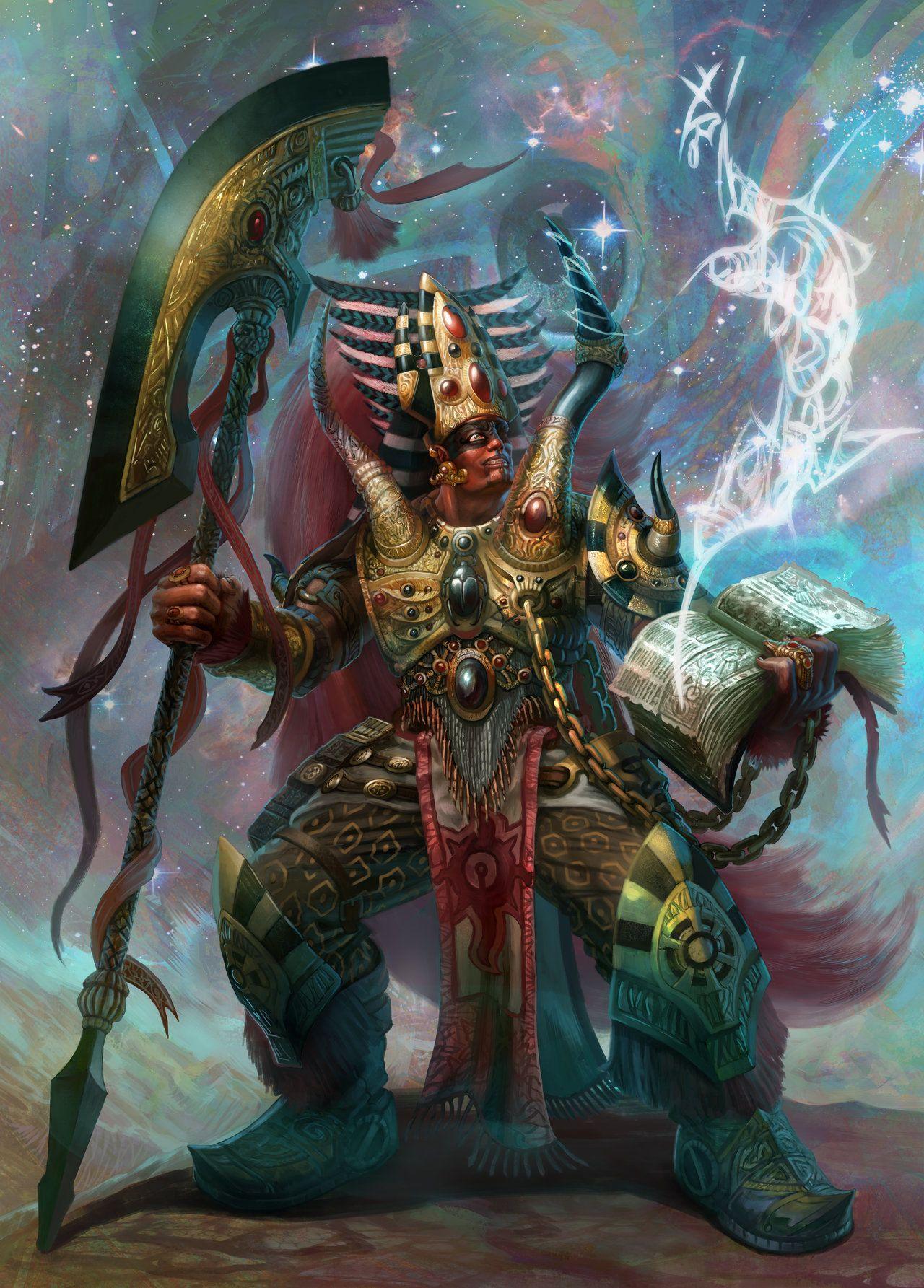 Warhammer 40K Magnus the Red