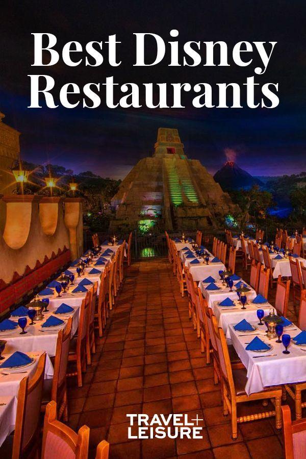 The Best Restaurants In Disney World