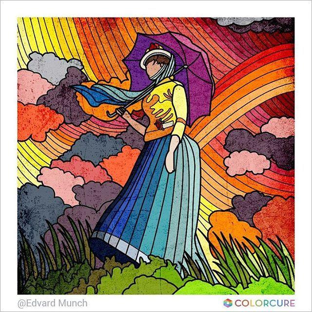 #coloringbookforadults #adultcoloring #adultcoloringbooks #coloring #coloringbook #coloringapp #healing #therapy #masterpiece #monet #명화그리기 #색칠공부 #컬러링앱 #비밀의정원컬러링북 #art #artwork #artist #colorful #beautiful #parasol #sketch #painting #print #wallpaper #woman