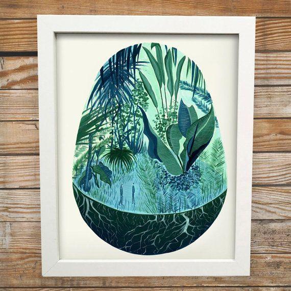 Botanical | Digital Print