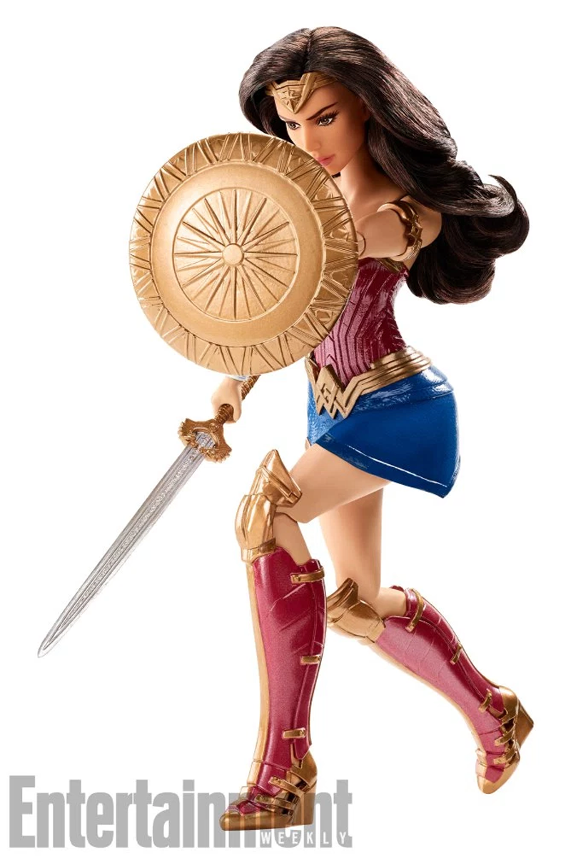 Doll review 2017 black label queen hippolyta doll face three - Imagine If The Barbie S Dream Job Dolls Included Barbie S Dream Of Being An Amazon Warrior