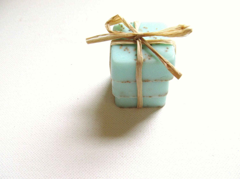 Soap Wedding Favors Set of 3