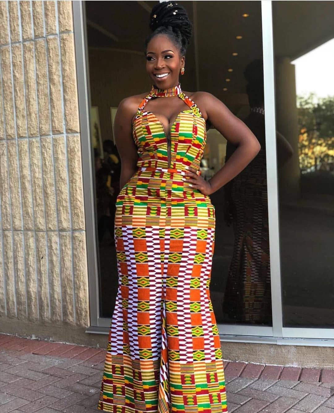 African Dresses For Plus Size Ladies – DACC