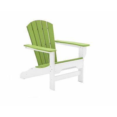 Strickland Plastic Adirondack Chair