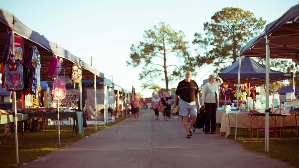 Caboolture Country Markets | Queensland - Living the dream