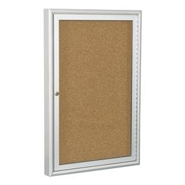Best Rite Manufacturing Outdoor Indoor Enclosed Bulletin Board W School Furniture Commercial Furniture School Outfitters