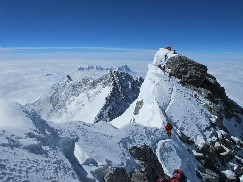 Pin by Denney Burkholder on World | Top of mount everest