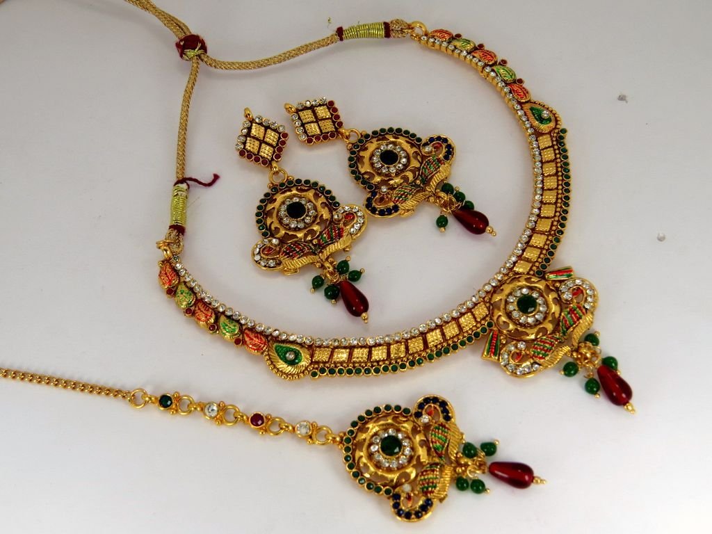 necklace gold wholesale our wear color jewelry store online pin at shopping party designs jewellery costume set