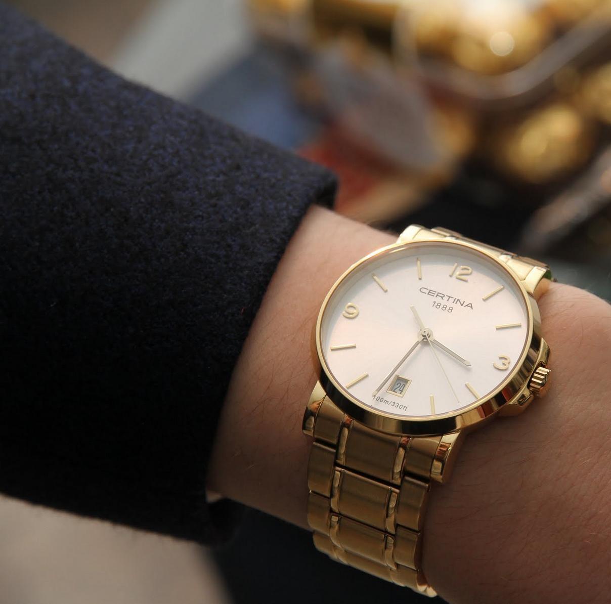 Certina Ds Caimano Watches Pinterest And Priorities Bulova 90271 Jam Tangan Pria Silver