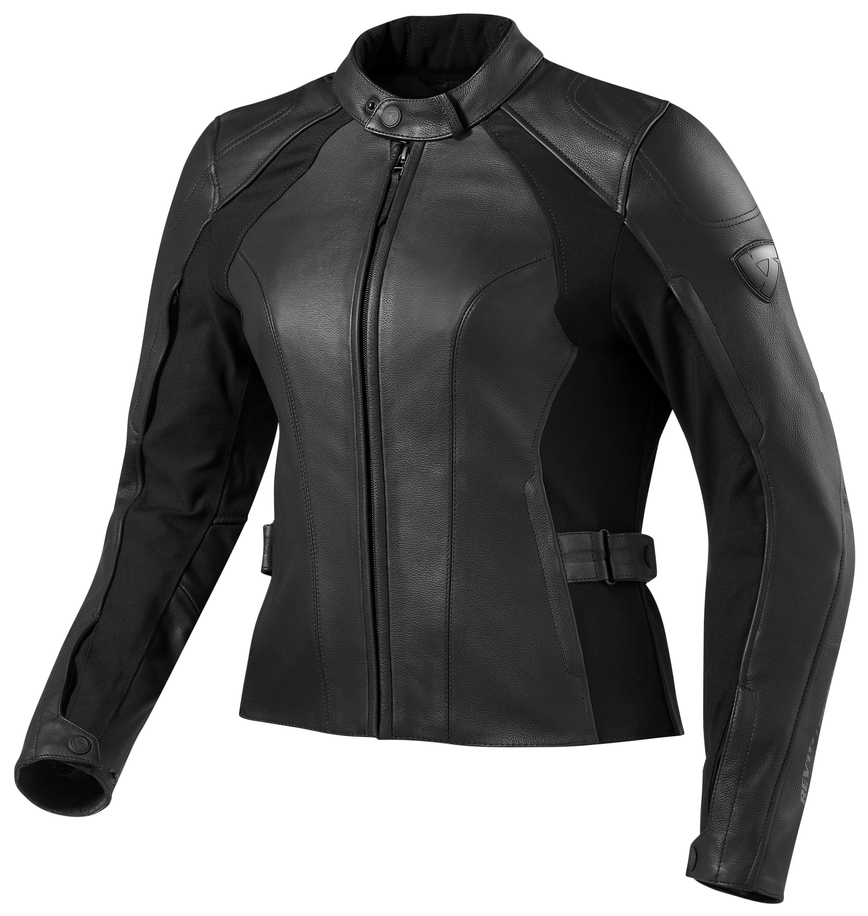 Beautiful Busan Cowhide Leather Gives The Allure Evo Jacket It An Elegant Look While The Jackets For Women Motorcycle Jacket Women Womens Black Leather Jacket