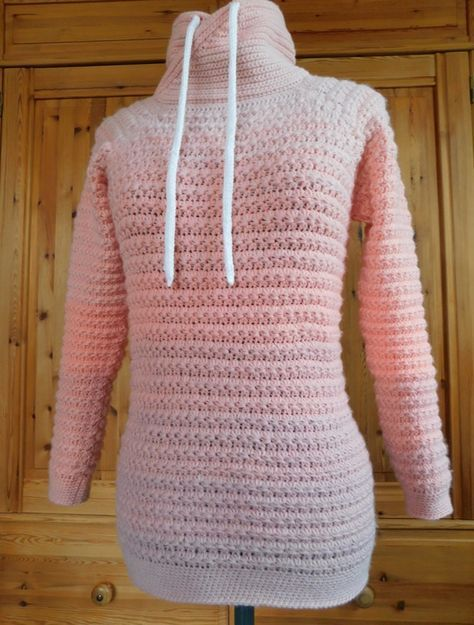 "Photo of Häkelanleitung Pullover ""Stella""  
