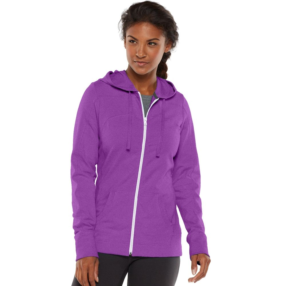 Women's Tek Gear® Core Lifestyle FullZip Yoga Hoodie