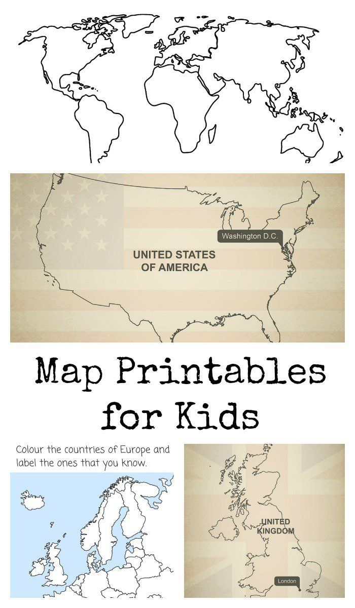 A z of raising global citizens map printables geography social a z of raising global citizens map printables geography social studies and social studies notebook gumiabroncs Images