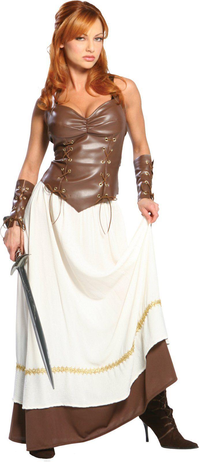 Viking Warrior Princess Adult Costume | VIKING | Pinterest | Viking woman Viking warrior and ...