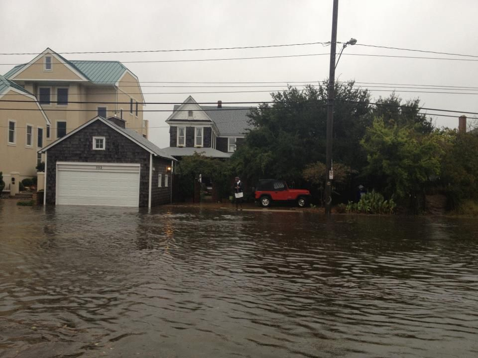 As Sandy Prepares To Make Landfall In New Jersey And Delaware People Here Complain About Boredom Ocean View Norfolk Virginia Norfolk