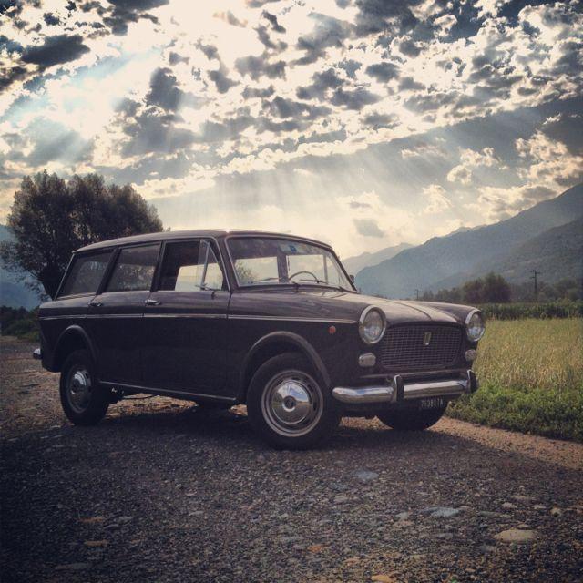 Fiat 1100D familiare 1965