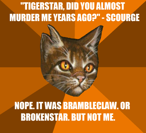 Warriors The New Prophecy Ebook: Warrior Cat Memes - Google Search