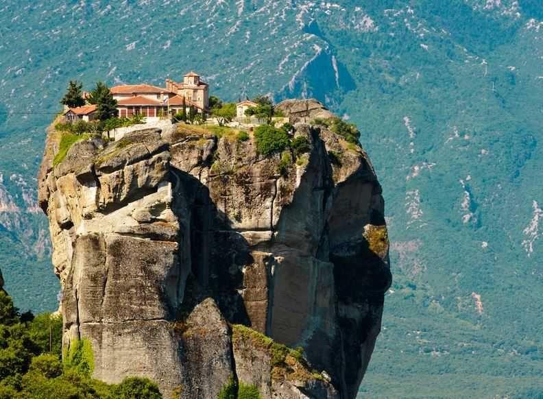 Meteora Mobili ~ Meteora top 10 most famous christian monasteries http: www