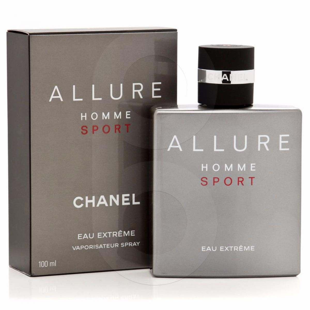 Chanel Allure Homme Sport Extreme For Men 100ml Chanel