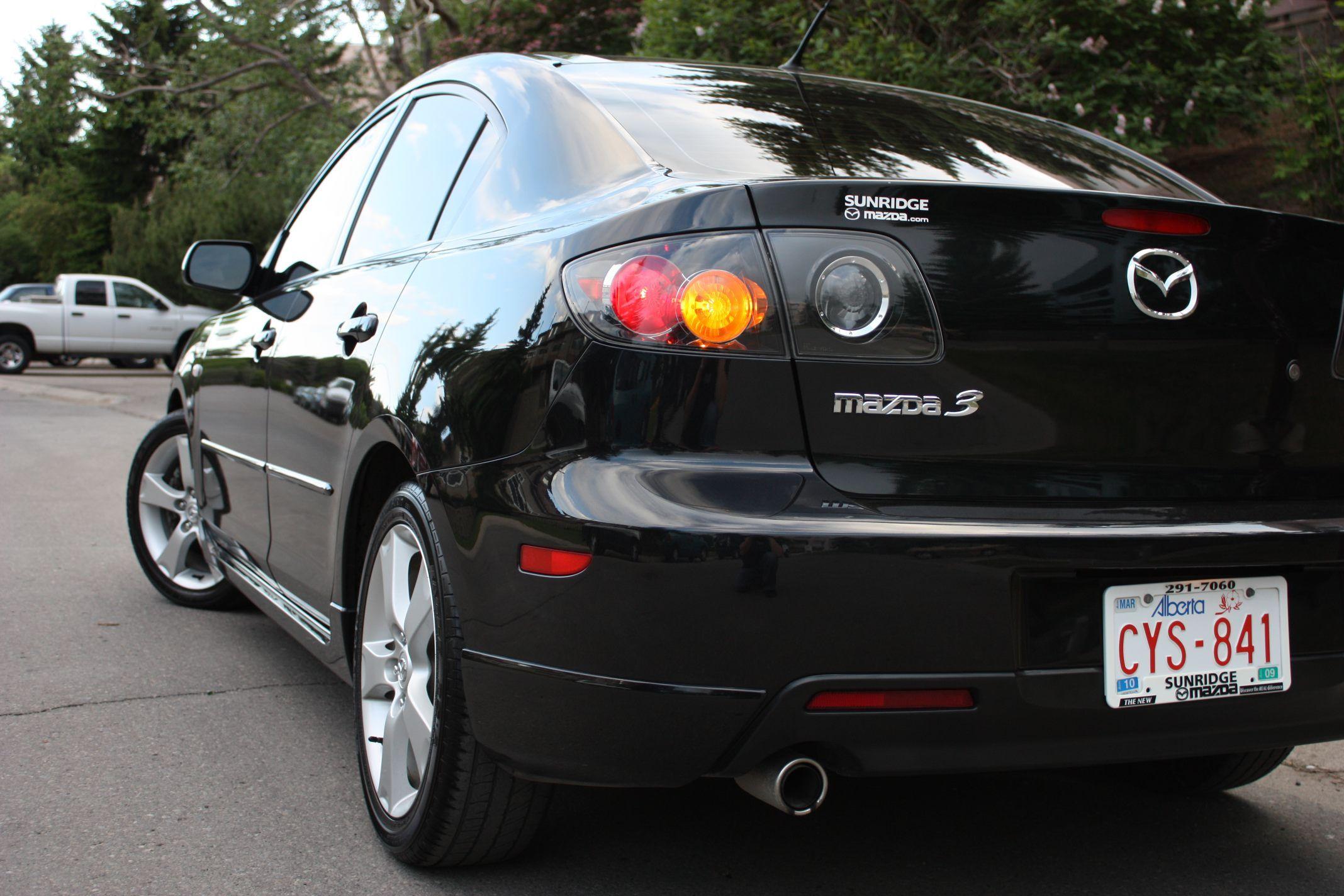 Black Mazda 3 Mazda Chang39e 3 And Black On Pinterest
