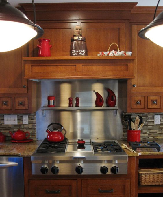 Hgtv Small Kitchen Design Ideas: Craftsman Kitchen Remodel