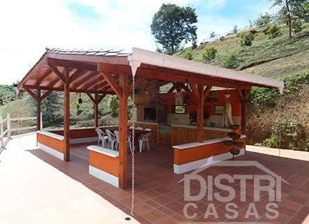 Kioskos ideas finca pinterest paisajismo de patio for Disenos de kioscos de madera