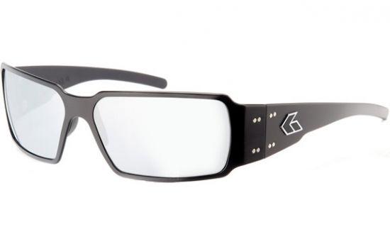 Black Frame/Chrome Lens  @gatorzeyewear  #gatorz #sunglasses #summer #eye #eyeprotection  www.anysunglasses.com www.pinterest.com/anysunglasses