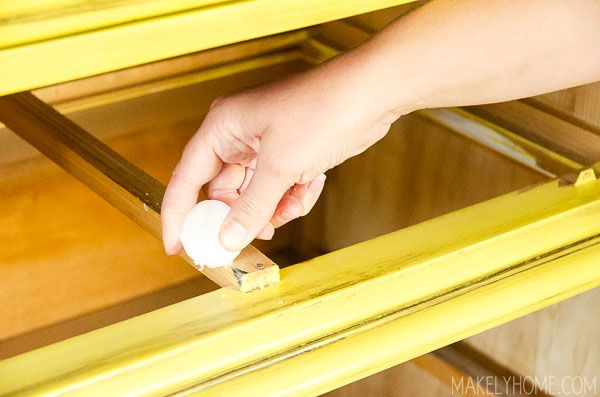 How To Fix Sticky Drawers In Seconds Hometalk Diy Pinterest