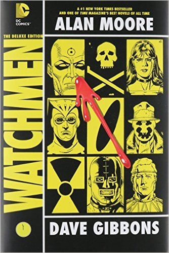 Watchmen: The Deluxe Edition HC: Amazon.es: Alan Moore, Dave Gibbons: Libros en idiomas extranjeros