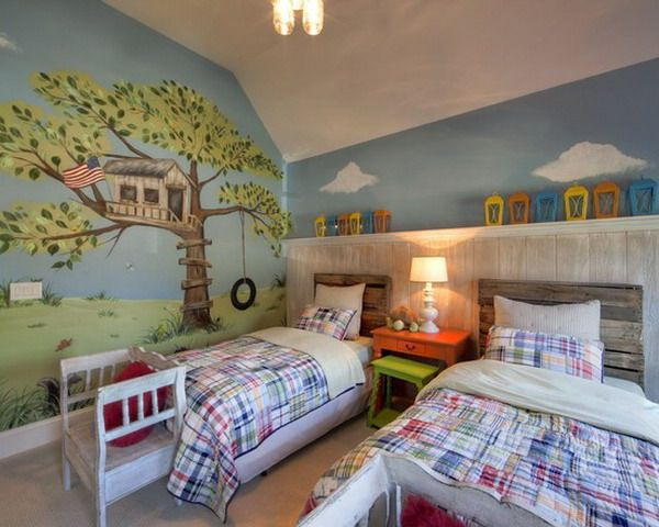 Twins bedroom decorating ideas are you in the process of for Boy girl twin bedroom ideas