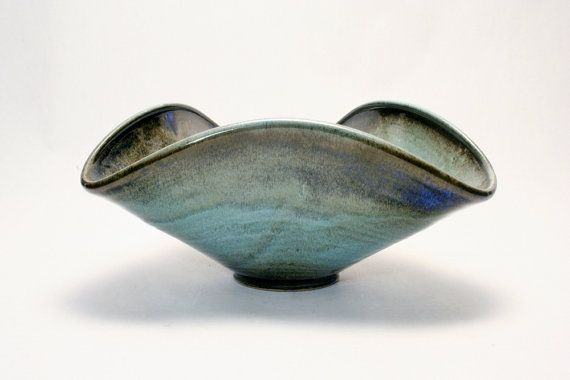 Peter Anderson Shearwater Studio Pottery Bowl An Exceptional Example 1940s 1950s era Mississippi Ceramics