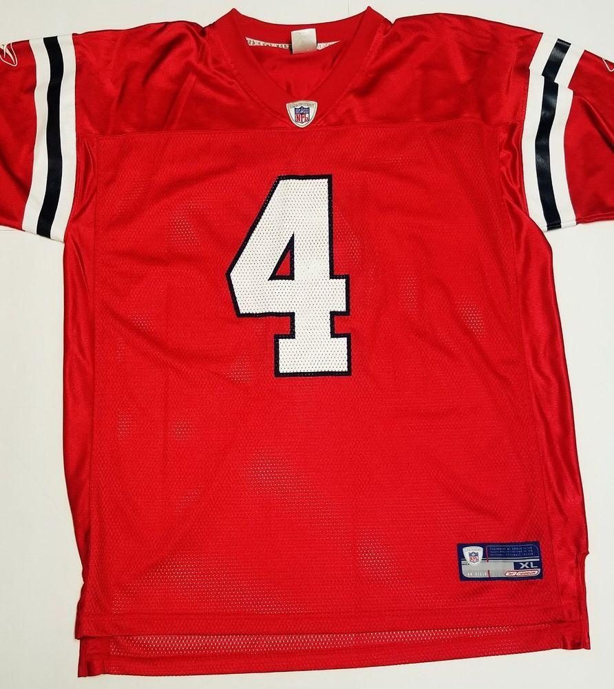 Adam Vinatieri New England Patriots Reebok Throwback Jersey LG New without  tags  Reebok  NewEnglandPatriots 31970ed1c