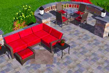 Attractive Free Patio Design Software Online Tools Photos And Design Ideas