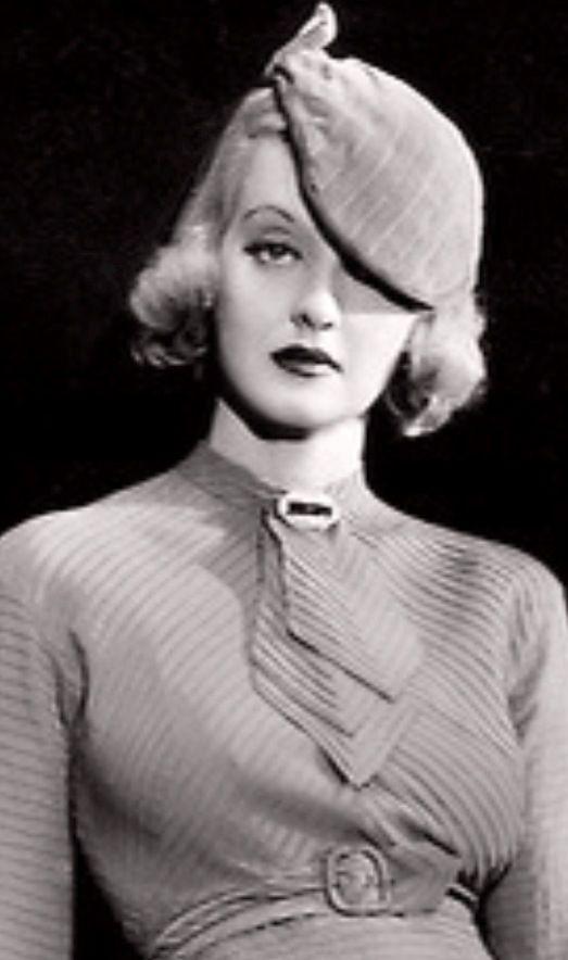 1930s fashion bette davis 1935 alltime great movie
