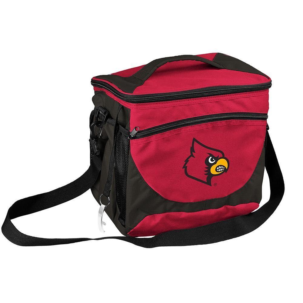Louisville Cardinals NCAA 24-Pack Cooler