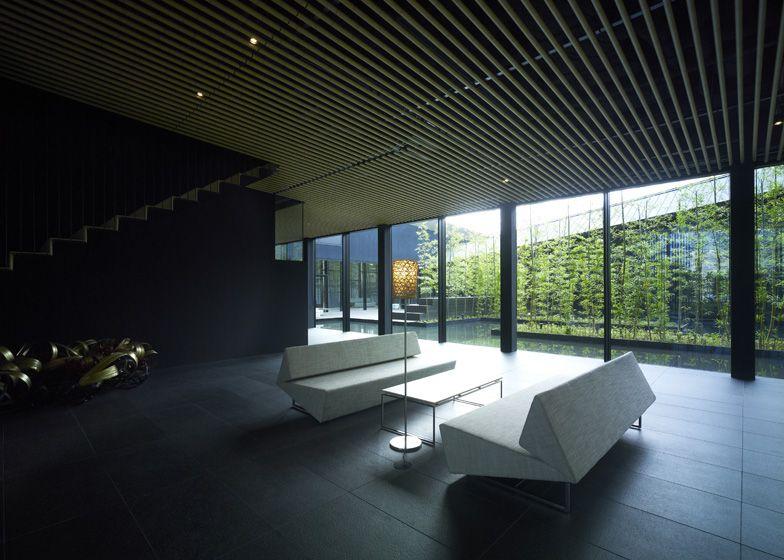 Garden Terrace Miyazaki by Kengo Kuma and Associates