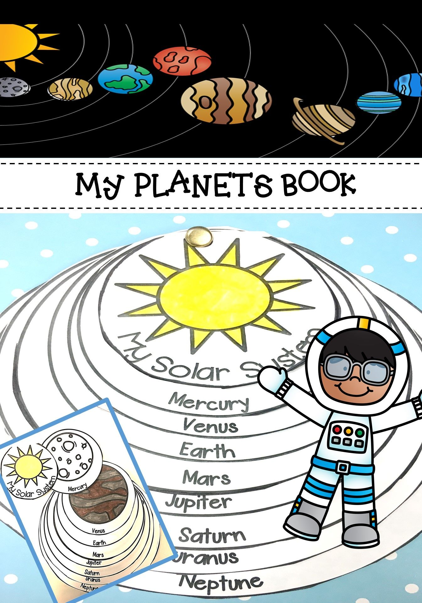 Planet Order Planets Activity