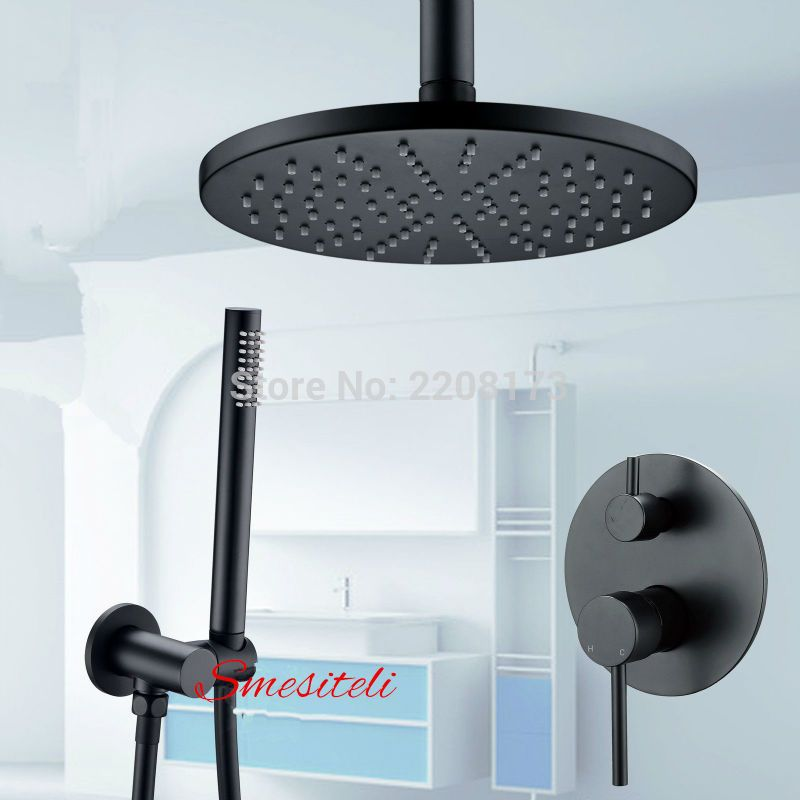 Smesiteli Wholesale Luxury Bathroom Faucet Matte Black 8\