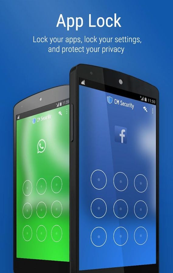 cm security applock